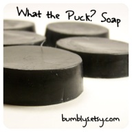 what the puck soap