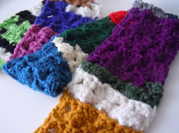 scrapbuster scarf