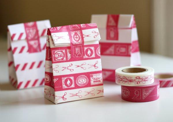 Конвертики для конфет своими руками